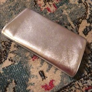 Vintage Sliver Clutch Purse- Never Used